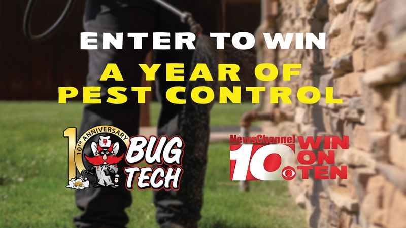 Pest Control Giveaway
