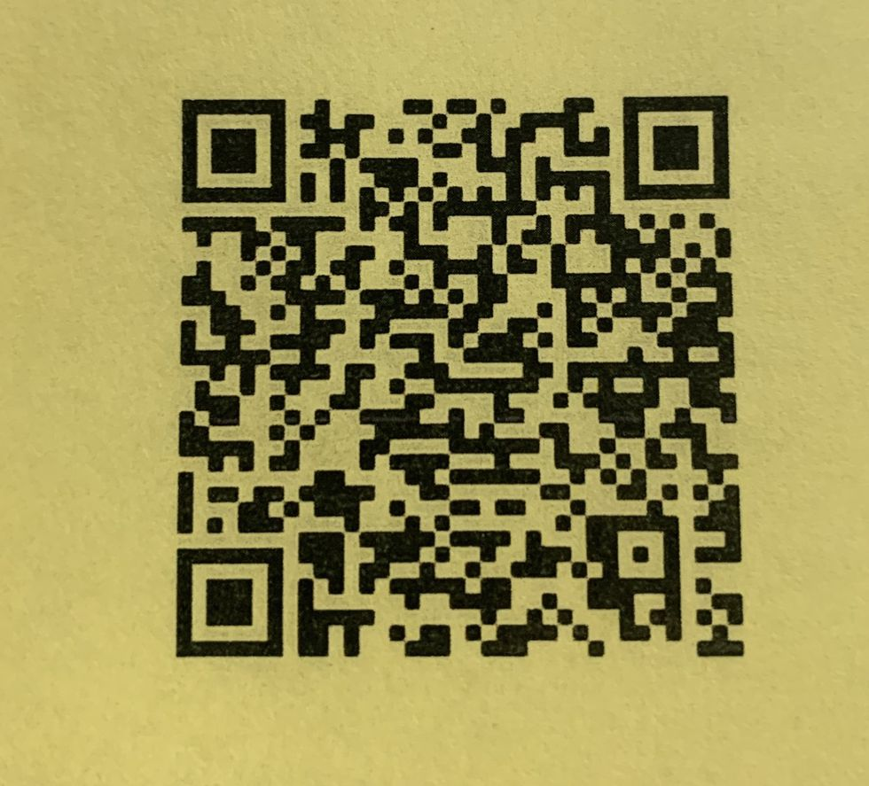 Carry the Load QR Code