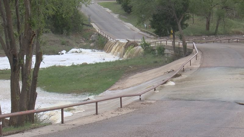 Some cities south of Amarillo are working to recover from the weekend storms. Here's some of...
