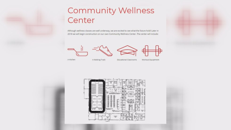 New wellness center coming to Heal the City (Source: KFDA, HTC)