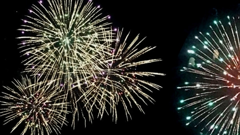 Due to the rain and road conditions leading up to the Fourth of July celebration in Canyon, the...