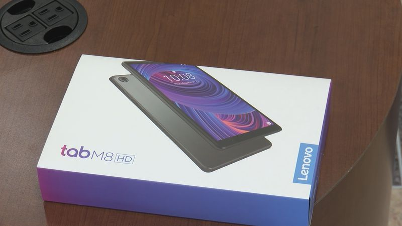 New mothers in the NICU at Northwest Texas and BSA Hospitals are now able to utilize tablets...