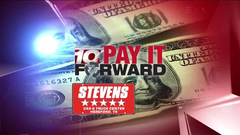 KFDA Pay it Forward from Hereford