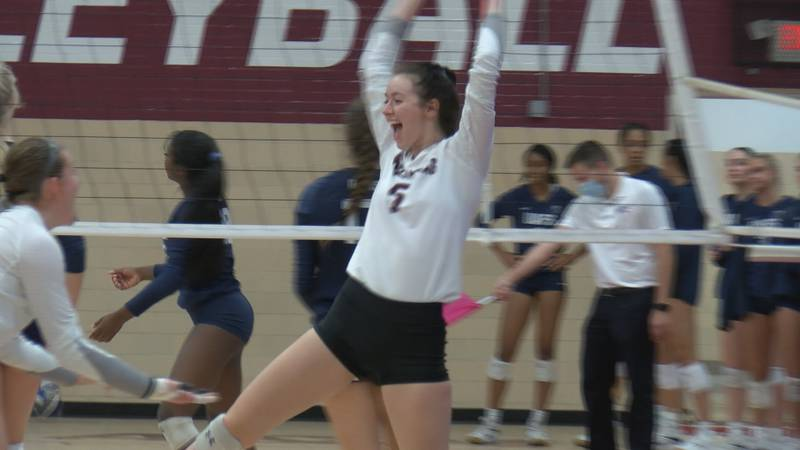 The West Texas A&M Lady Buffs swept the University of Arkansas Fort Smith, staying perfect...