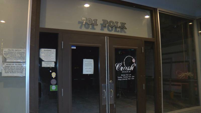 Local business owners are bringing an arcade bar to downtown Amarillo at the former site of...