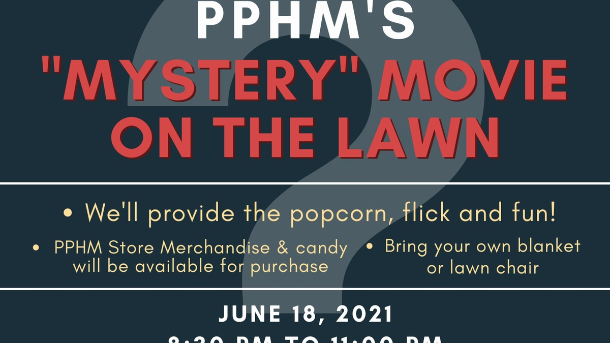 """The Panhandle-Plains Historical Museum will host a """"Mystery"""" Movie on the Lawn on Friday, June..."""